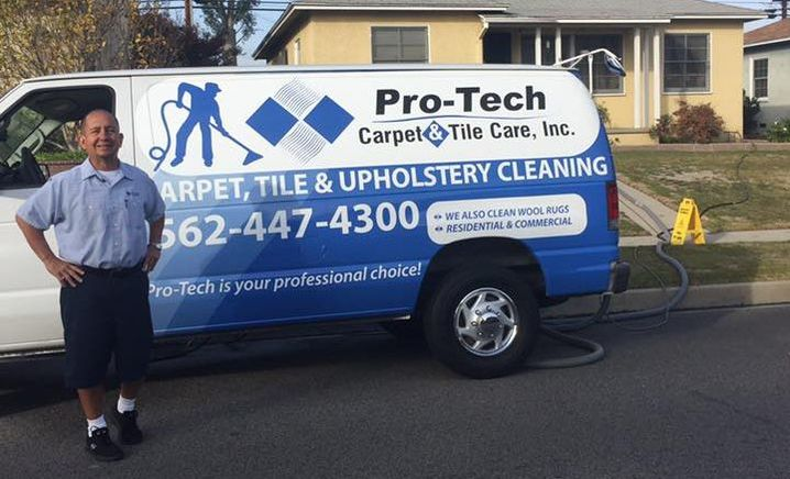 Pro Tech Carpet & Tile Care